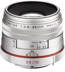 Pentax HD PENTAX DA 35mm f/2.8 Macro Limited