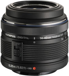 Olympus M.ZUIKO 14‑42mm f/3.5‑5.6 II R