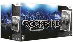 MTV Games The Beatles Rock Band [Special Value Edition] (Wii)