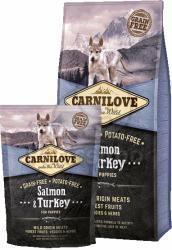 CARNILOVE Puppy - Salmon & Turkey 12kg
