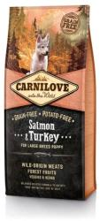 CARNILOVE Large Breed Puppy - Salmon & Turkey 12kg