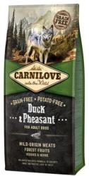 CARNILOVE Adult - Duck & Pheasant 12kg