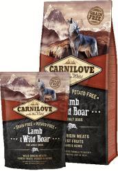 CARNILOVE Adult - Lamb & Wild Boar 12kg
