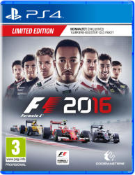 Codemasters F1 Formula 1 2016 [Limited Edition] (PS4)