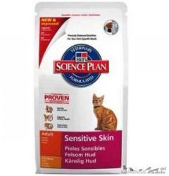 Hill's SP Feline Adult Sensitive Skin Chicken 400g
