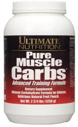Ultimate Nutrition PURE MUSCLE CARBS 1,25kg