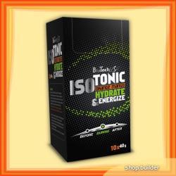 BioTechUSA IsoTonic 10x40g