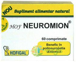 Hofigal HOF Neuromion - 60 comprimate