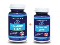 Herbagetica Memory Stem - 60 comprimate