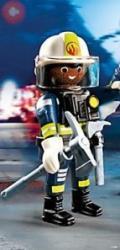 Playmobil - Tűzoltó figura