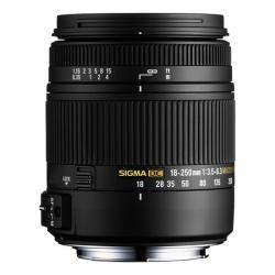 SIGMA 18-250mm f/3.5-6.3 DC Macro HSM TSC (Pentax)