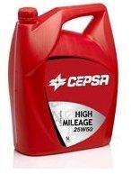 CEPSA High Mileage 25W-50 (5L)