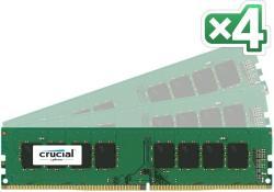 Crucial 64GB (4x16GB) DDR4 2133MHz CT4K16G4DFD8213
