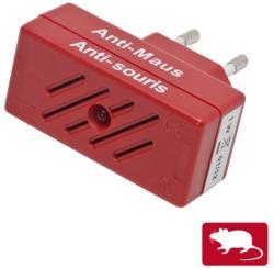 ISOTRONIC Elektromos egérriasztó beltéri használatra (55626)