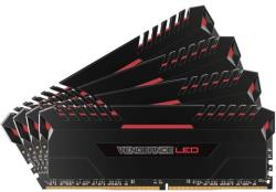 Corsair Vengeance LED 64GB (4x16GB) DDR4 3200MHz CMU64GX4M4C3200C16R