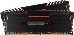Corsair Vengeance LED 16GB (2x8GB) DDR4 2666MHz CMU16GX4M2A2666C16R