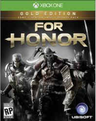 Ubisoft For Honor [Gold Edition] (Xbox One)