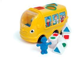 WOW Toys Bus Scoala Sidney (W01010)
