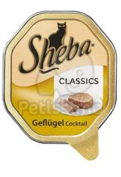 Sheba Classics Poultry Cocktail 6x85g