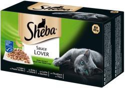 Sheba Sauce Lover Variations 8x85g