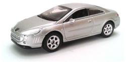 Welly Peugeot 407 Coupe 1:60-64