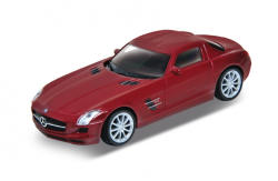 Welly Mercedes SLS AMG 1:43