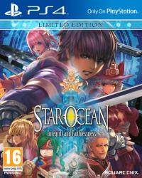 Square Enix Star Ocean Integrity and Faithlessness [Limited Edition] (PS4)