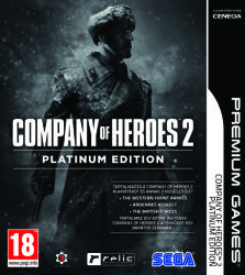 SEGA Company of Heroes 2 [Platinum Edition-Premium Games] (PC)