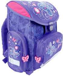 UNIPAP Pillangós - ergonomikus iskolatáska (606694)