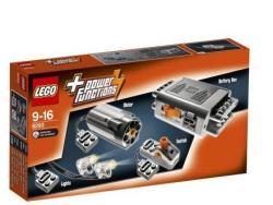 LEGO Техник - Комплект с електромотор 8293