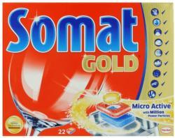 Somat Gold Micro Active Mosogatógép Kapszula (22db)