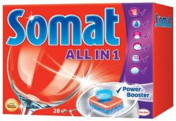 Somat All in 1 Power Booster Mosogatógép Tabletta (28db)