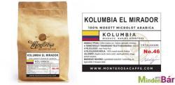 Monterosa Kolumbia El Mirador, szemes, 250g