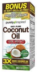 Muscletech 100% Pure Coconut Oil kapszula - 80 db