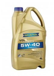 Ravenol VDL Vollsynth-Diesel B3/B4 5W-40 (4L)