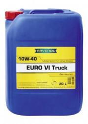 Ravenol Euro VI Truck Low Saps E9 10W-40 (20L)