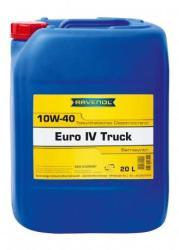 Ravenol Euro IV Truck 10W-40 (20L)