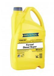 Ravenol Formel Diesel Super E2 B3/B4 15W-40 (5L)