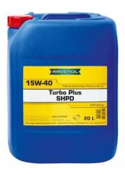 Ravenol Turbo Plus SHPD E7 A3/B4 15W-40 (20L)