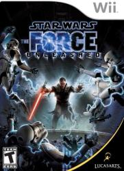 LucasArts Star Wars The Force Unleashed (Wii)