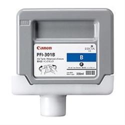 Canon PFI-301BL Blue 1494B001