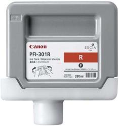 Canon PFI-301R Red 1492B001