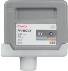 Canon PFI-302GY Grey 2217B001