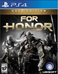 Ubisoft For Honor [Gold Edition] (PS4)