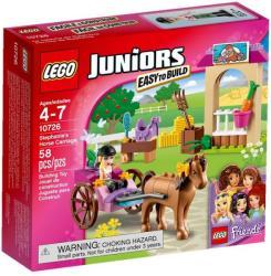 LEGO Juniors - Stephanie lovas hintója (10726)