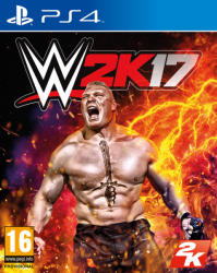 2K Games WWE 2K17 (PS4)