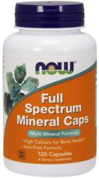 NOW Full Spectrum Mineral kapszula - 120 db
