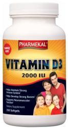 Pharmekal Vitamin-D3 2000IU kapszula - 350 db