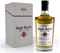 Békési Manufaktúra 12 Years Single Barrel Whiskey 0,7L 43%