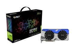 Palit GeForce GTX 1070 GameRock 8GB GDDR5X 256bit PCIe (NE51070T15P2-1041G)